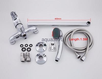Смеситель для ванны Frap F2236 (фото, вид 4)