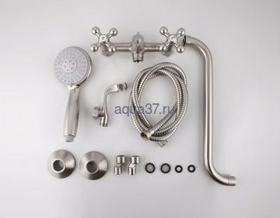 Смеситель для ванны Frap F2619-5 (фото, вид 6)