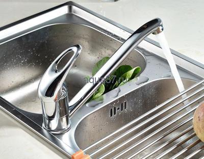 Смеситель для кухни Frap F4203 (фото, вид 9)