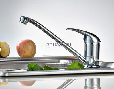 Смеситель для кухни Frap F4203 (фото, вид 10)