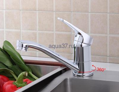 Смеситель для кухни Frap F4513-2 (фото, вид 7)