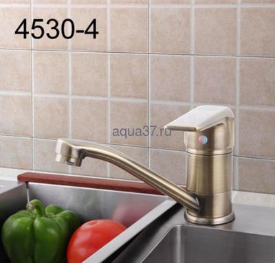 Смеситель для кухни Frap F4530-4 (фото, вид 10)