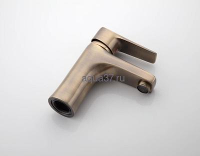 Смеситель для раковины Frap F1030-4 (фото, вид 3)