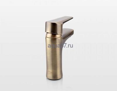 Смеситель для раковины Frap F1030-4 (фото, вид 6)