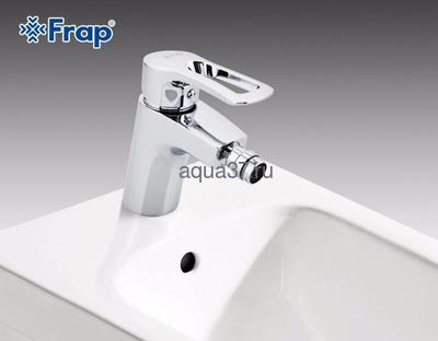Смеситель для биде Frap F5066 (фото, вид 6)
