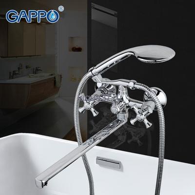 Смеситель для ванны Gappo G2242 (фото, вид 10)