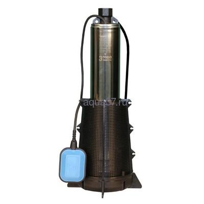 Скважинный насос Водомёт Проф 55/75 А дф Джилекс (фото, вид 1)