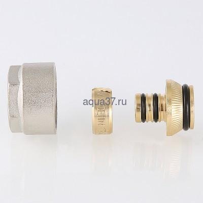 Евроконус - фитинг коллекторный для м/п трубы 20 NE Valtec (фото, вид 7)