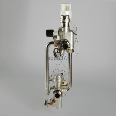 Насосно-смесительный узел для тёплого пола Combi Valtec (фото, вид 2)