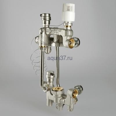 Насосно-смесительный узел для тёплого пола Combi Valtec (фото, вид 6)