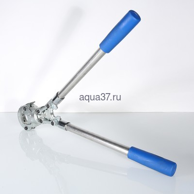 Пресс инструмент ручной с комплектом насадок 16-20-26-32 Valtec (фото, вид 6)