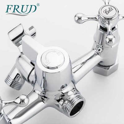 Смеситель для ванны Frud R22108 (фото, вид 2)