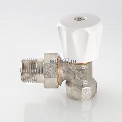 """Клапан регулировочный угловой компактный 3/4"""" Valtec (фото, вид 3)"""