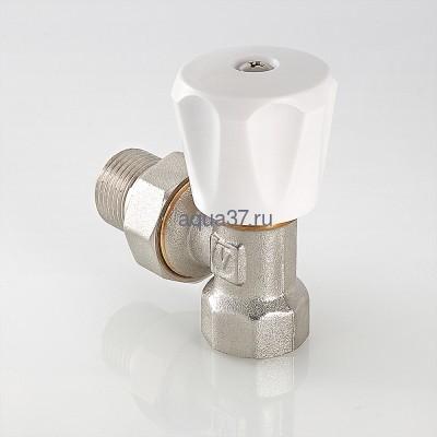 """Клапан регулировочный угловой компактный 3/4"""" Valtec (фото, вид 4)"""