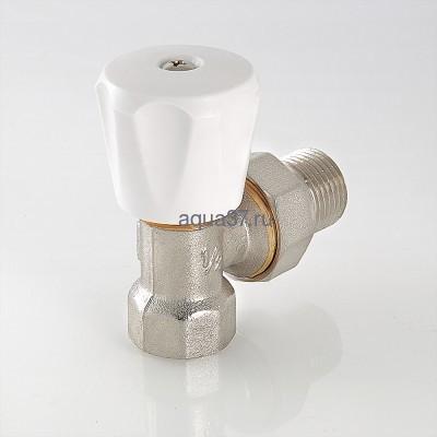 """Клапан регулировочный угловой компактный 3/4"""" Valtec (фото, вид 6)"""