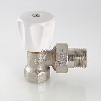 """Клапан регулировочный угловой компактный 3/4"""" Valtec (фото, вид 7)"""