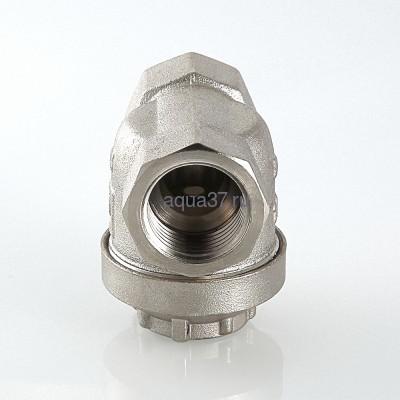 """Фильтр прямой c магнитом 1/2"""" Valtec (фото, вид 1)"""