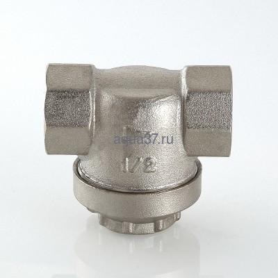 """Фильтр прямой c магнитом 1/2"""" Valtec (фото, вид 3)"""