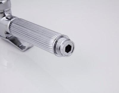 Лейка Frap F24 гигиеническая хром (фото, вид 4)
