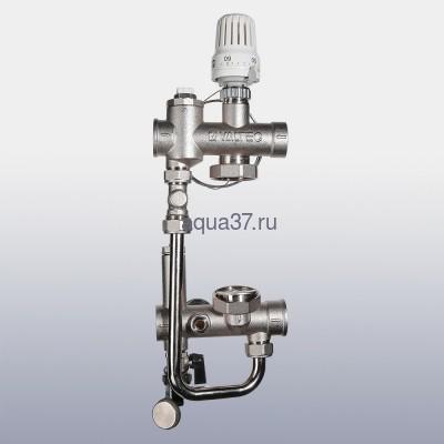 Насосно-смесительный узел для тёплого пола Valmix Valtec (фото, вид 4)