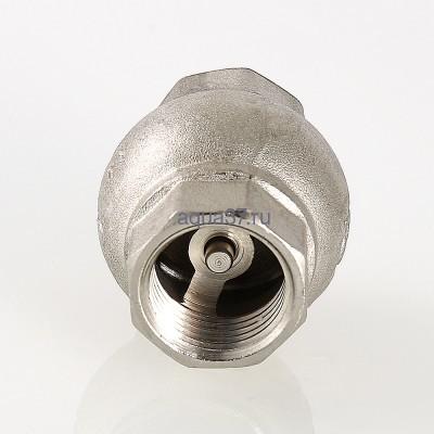 """Клапан обратный с латунным золотником 1/2"""" Valtec (фото, вид 5)"""