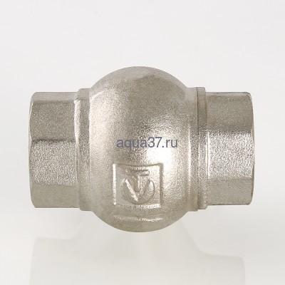 """Клапан обратный с латунным золотником 1/2"""" Valtec (фото, вид 7)"""