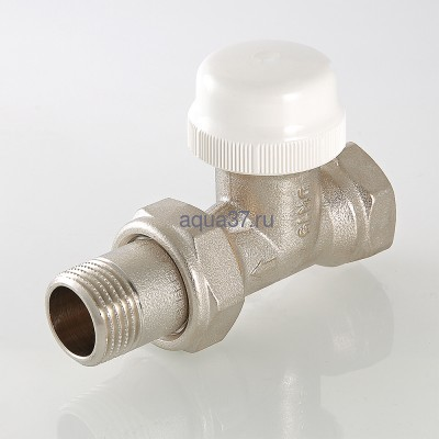 """Клапан термостатический прямой 1/2"""" Valtec (фото, вид 2)"""