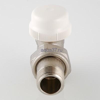 """Клапан термостатический угловой 1/2"""" Valtec (фото, вид 1)"""