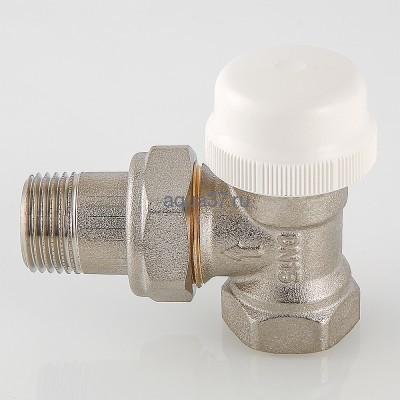 """Клапан термостатический угловой 1/2"""" Valtec (фото, вид 3)"""