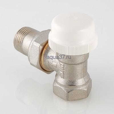 """Клапан термостатический угловой 1/2"""" Valtec (фото, вид 4)"""
