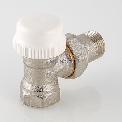 """Клапан термостатический угловой 1/2"""" Valtec (фото, вид 6)"""