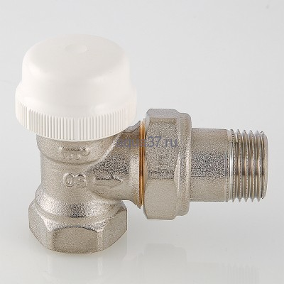 """Клапан термостатический угловой 1/2"""" Valtec (фото, вид 7)"""
