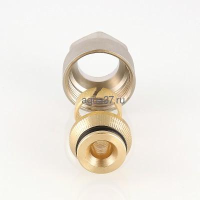 Евроконус - фитинг коллекторный для м/п трубы 16 NVE Valtec (фото, вид 1)