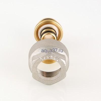 Евроконус - фитинг коллекторный для м/п трубы 16 NVE Valtec (фото, вид 5)
