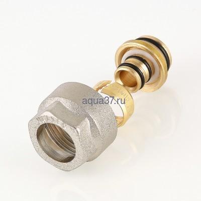 Евроконус - фитинг коллекторный для м/п трубы 16 NVE Valtec (фото, вид 6)