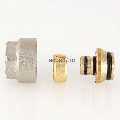 Евроконус - фитинг коллекторный для м/п трубы 16 NVE Valtec (фото, вид 7)