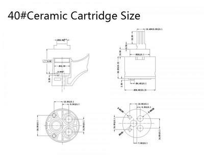 Картридж Frap F50-3 40мм (фото, вид 2)
