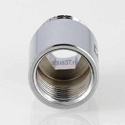 """Удлинитель 50 мм хромированный 1/2"""" Valtec (фото, вид 6)"""