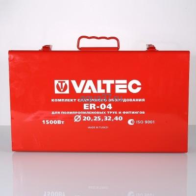 Комплект сварочного оборудования 20-40 мм 1500 Вт Valtec (фото, вид 1)