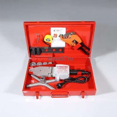 Комплект сварочного оборудования 20-40 мм 1500 Вт Valtec (фото, вид 2)