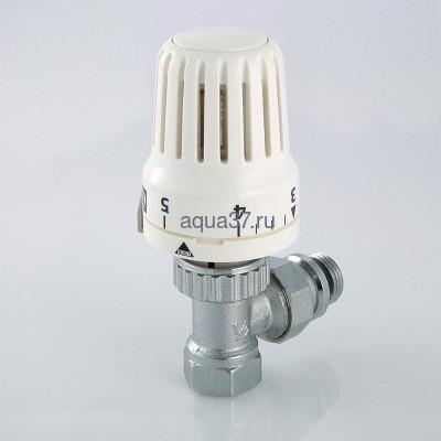 """Комплект термооборудования угловой 1/2"""" 2 в 1 Valtec (фото, вид 7)"""