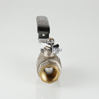 """Кран шаровой 1/2"""" г/г ручка Perfect Valtec (фото, вид 1)"""