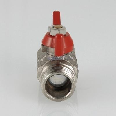 "Кран шаровой 3/4"" г/ш бабочка Compact Valtec (фото, вид 2)"