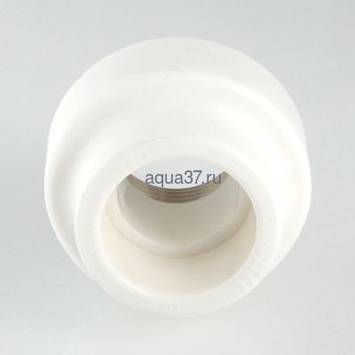 """Муфта 40 x 1 1/4"""" с внутренней резьбой Valtec (фото, вид 6)"""