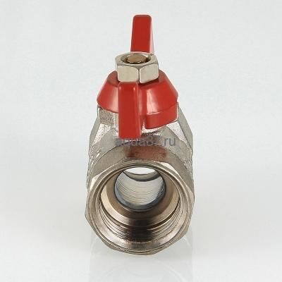 "Кран шаровой 3/4"" г/г бабочка Compact Valtec (фото, вид 6)"
