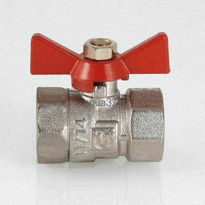 "Кран шаровой 3/4"" г/г бабочка Compact Valtec (фото, вид 8)"