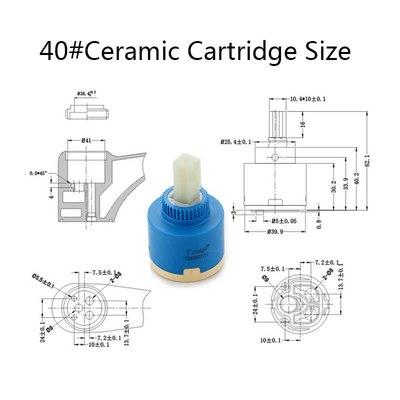 Картридж Frap F50 40 мм (фото, вид 1)