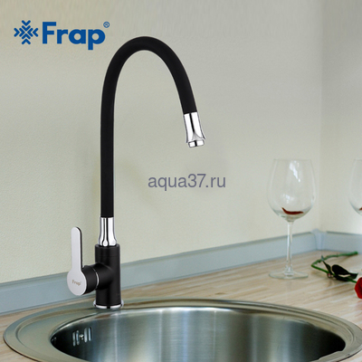 Смеситель для кухни Frap F4042 (фото, вид 1)
