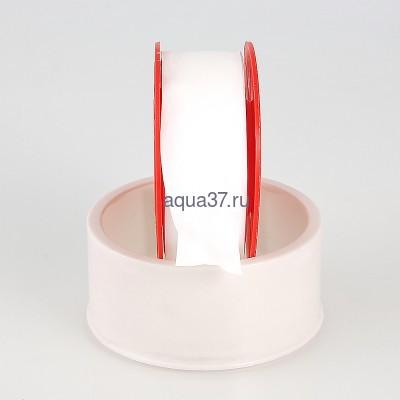 Лента фум 12 мм х 0,1 мм 10 метров Valtec (фото, вид 2)