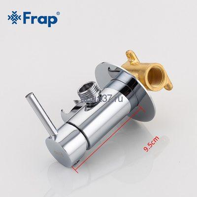 Смеситель для биде Frap F7505-2 (фото, вид 4)